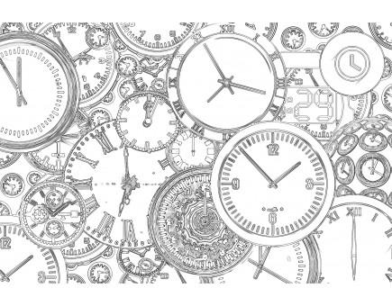 【產品篇】「時間效果」無框畫商品說明