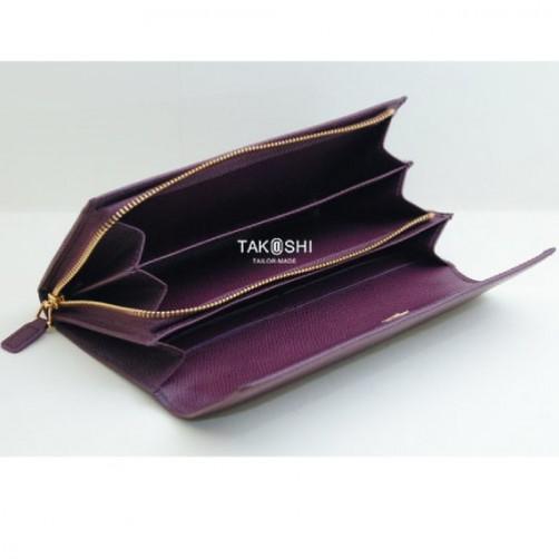 女用 長夾 拉鍊 零錢袋 扣式皮夾 鈔票夾 信用卡夾 手拿 晚宴包 訂製燙印
