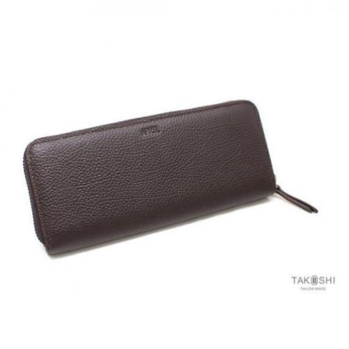 拉鍊長夾 經典款 女用 客製皮件 鈔票夾 信用卡夾 名片夾