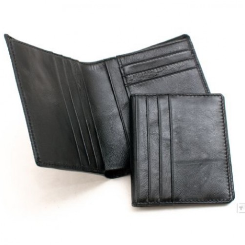 手工皮件 短夾 男用 鈔票夾 信用卡夾