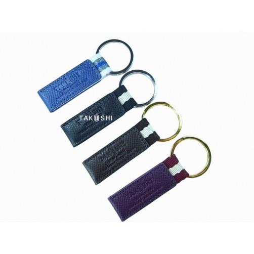 手工皮件鑰匙圈 客製化 流行時尚 免費燙印 紀念品