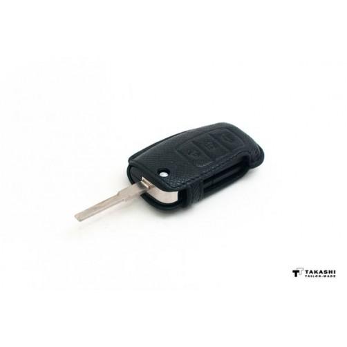手工皮件FOCUS TDCI 車鑰匙包 客製化 汽車精品 免費燙印