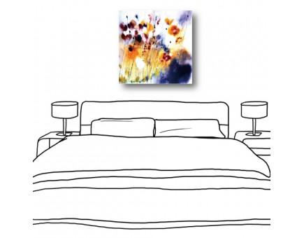 當心掛出小毛病!臥室掛畫與風水