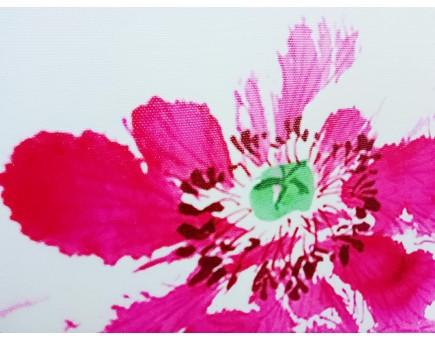 品畫•古色小青花與蝶