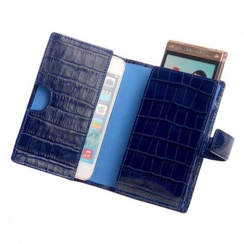 手機套客製化 雙手機 雙手機皮套 蘋果/三星/華碩/sony /iphone/HTC/LG手工皮套 3C精品 時尚耐用 手機周邊配件 直式皮套 彩色燙印
