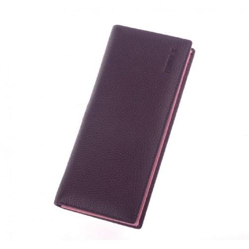 兩折式 女用長夾 鈔票夾 信用卡夾 手工皮件