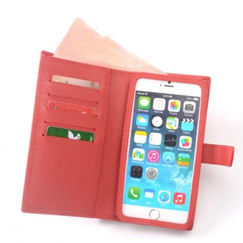手工皮套 信用卡卡層 蘋果/三星/華碩/sony /htc/LG/iphone6/iphone7手機套客製化 3C精品 時尚耐用 手機周邊配件 直式皮套 彩色燙印
