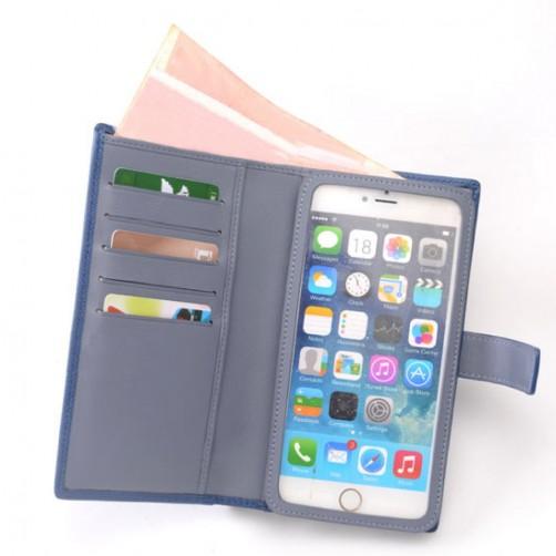 鈔票夾 信用卡卡層 蘋果/三星/華碩/sony /htc/LG/iphone6/iphone7手機套客製化 手工皮套 3C精品 時尚耐用 手機周邊配件 直式皮套 彩色燙印