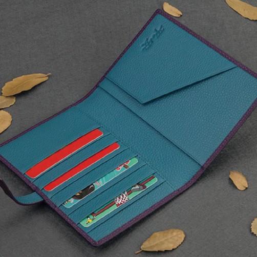 牛皮訂製手工皮件 護照夾 信用卡夾 卡片夾 證件夾 多卡層 牛皮 訂製款 真皮