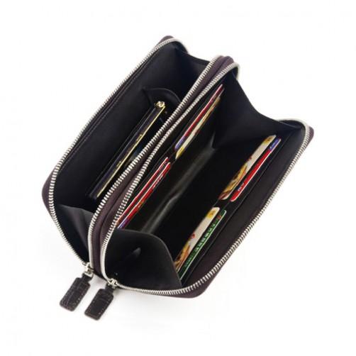 女用長夾 鈔票夾 信用卡夾 手機套 保護套 手工皮件 精品皮件