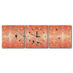 三聯式 方型 七夕 情人 情人節 愛心 愛意 無框畫 節日 掛畫 送禮 -七夕之戀30x30cm