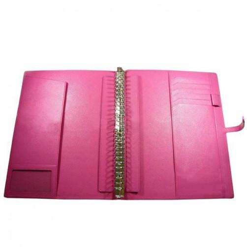 B5 26孔筆記本皮套 手工皮件量身訂作 手工皮革筆記本 經理夾 客製訂作 信用卡夾 手帳 手札 記事本 書套 免費燙印