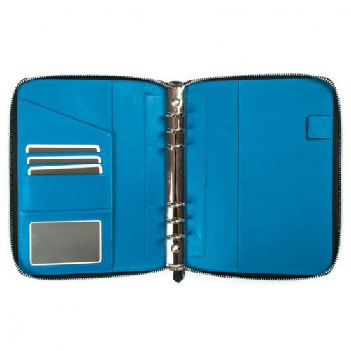 A5 6孔拉鍊筆記本 客製訂作 信用卡夾 手工皮件量身訂作 手工皮革筆記本 手帳 手札 記事本 書套 免費燙印