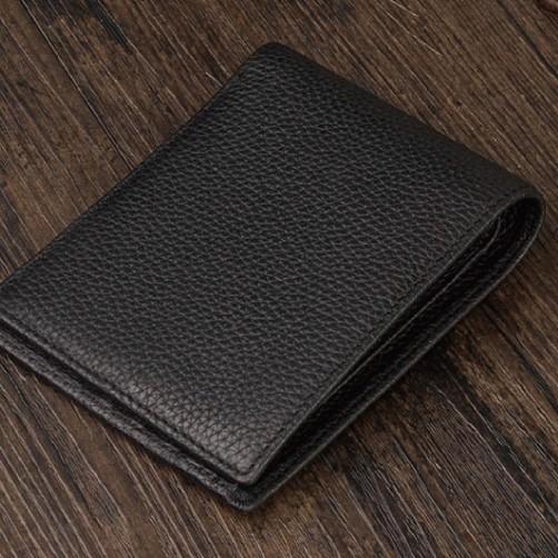 手工客製化 免費燙印 男女用短夾 經典款 多卡層 信用卡夾 鈔票夾 精品皮件