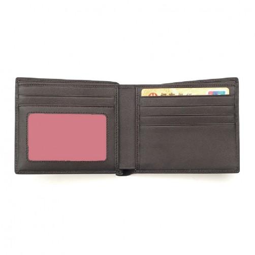 女用短夾 多卡層 信用卡夾 鈔票夾 精品皮件 手工客製化 免費燙印
