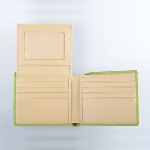 真皮短夾 多卡層 信用卡夾 鈔票夾 證件夾 名片夾 精品皮件 免費燙印 客製化手工皮件 牛皮訂製 小牛皮