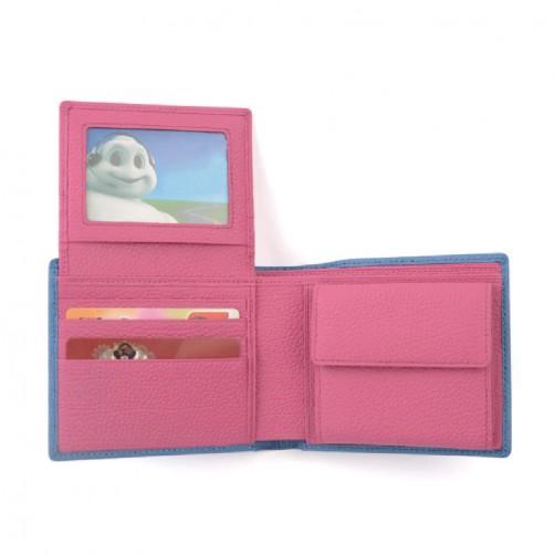 真皮短夾 多卡層 信用卡夾 鈔票夾 證件夾 名片夾 精品皮件 免費彩色燙印 客製化手工皮件 牛皮訂製 小牛皮