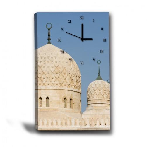 單張 直幅 歐式風格 民宿 餐廳 家居裝飾 無框畫 掛畫 掛鐘-城堡-40x60cm